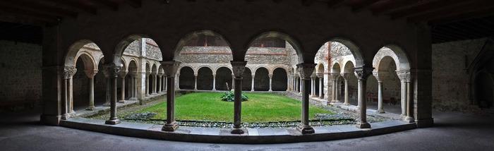 Journées du patrimoine 2017 - Visite guidée de la cathédrale de Saint-Lizier et du cloître roman