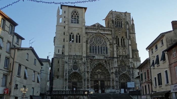 Journées du patrimoine 2018 - Visite commentée de la cathédrale, joyau d'architecture.