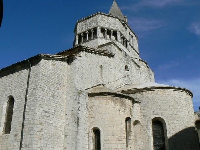 Journées du patrimoine 2018 - Cathédrale Notre-Dame et Saint-Thyrse