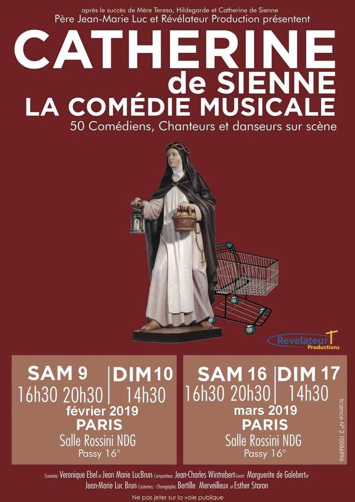 Catherine de Sienne - La comédie musicale