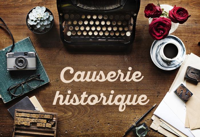 Causerie historique