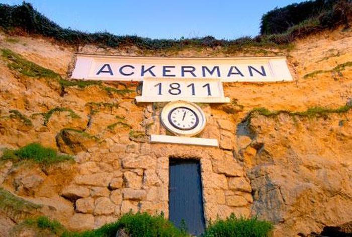 Journées du patrimoine 2018 - Cave Ackerman