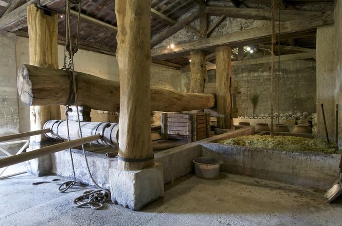 Journées du patrimoine 2018 - Cave gallo-romaine reconstituée