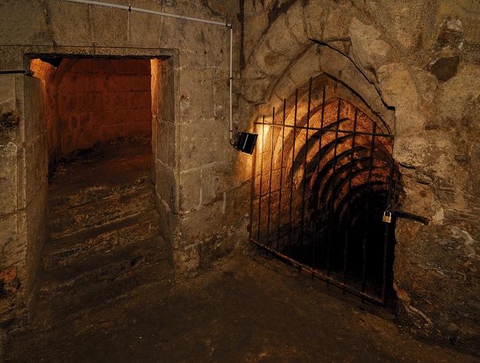 Journées du patrimoine 2018 - Visite libre de la cave cannoniale