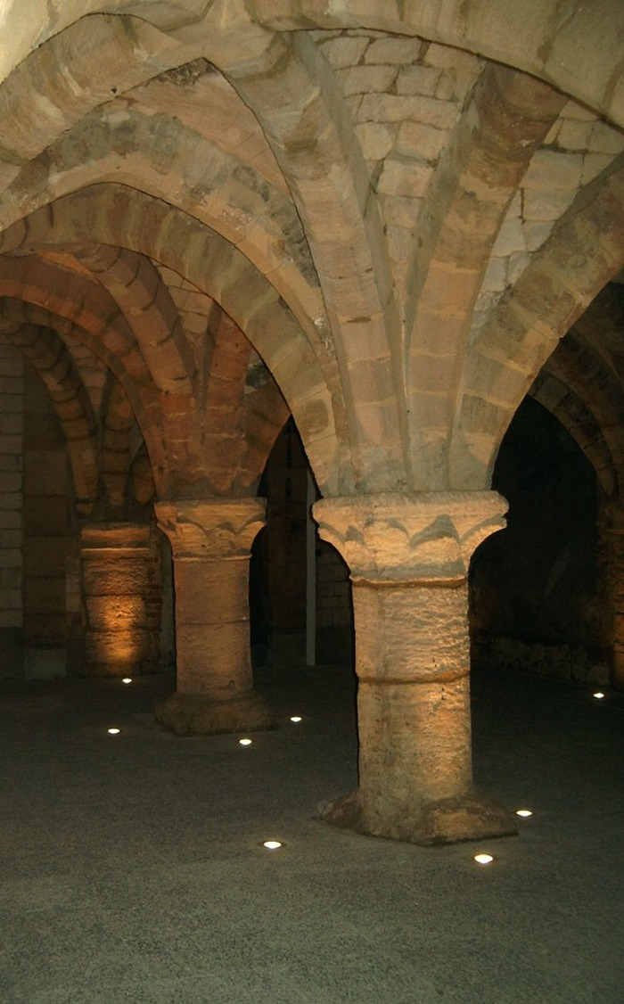 Journées du patrimoine 2018 - Caves médiévales
