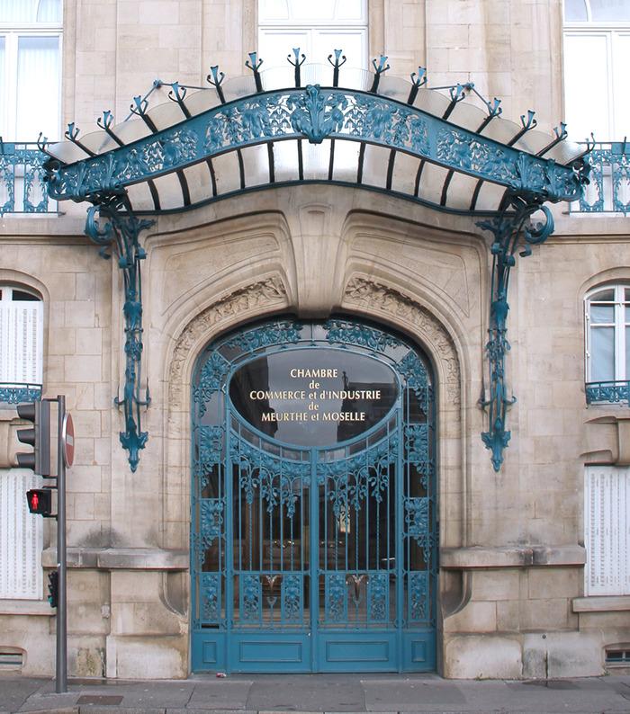 Crédits image : Service régional de l'Inventaire général - cliché Daniel Bastien