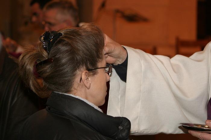 Célébration d'entrée en Carême pour les enfants du catéchisme