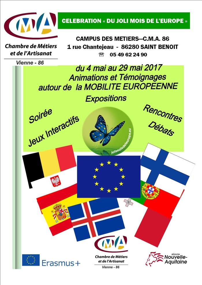 Célébration du Joli Mois de Mai au CFA-CMA 86 de Saint Benoit