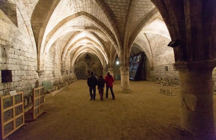 Journées du patrimoine 2018 - Visite libre du cellier canonial