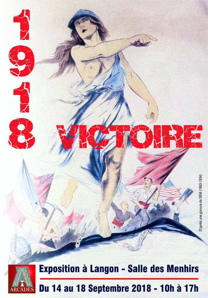 Journées du patrimoine 2018 - Centenaire de la victoire de 1918