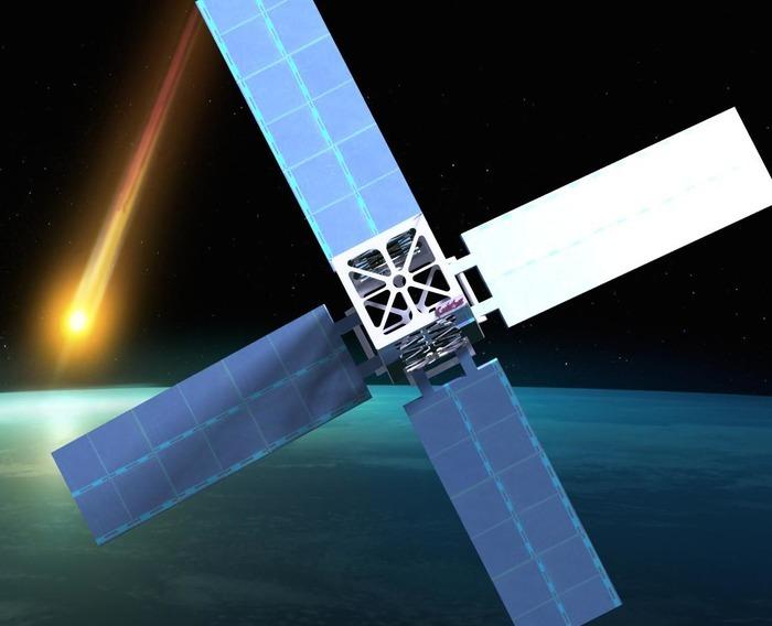 L'aventure d'un nanosatellite étudiant