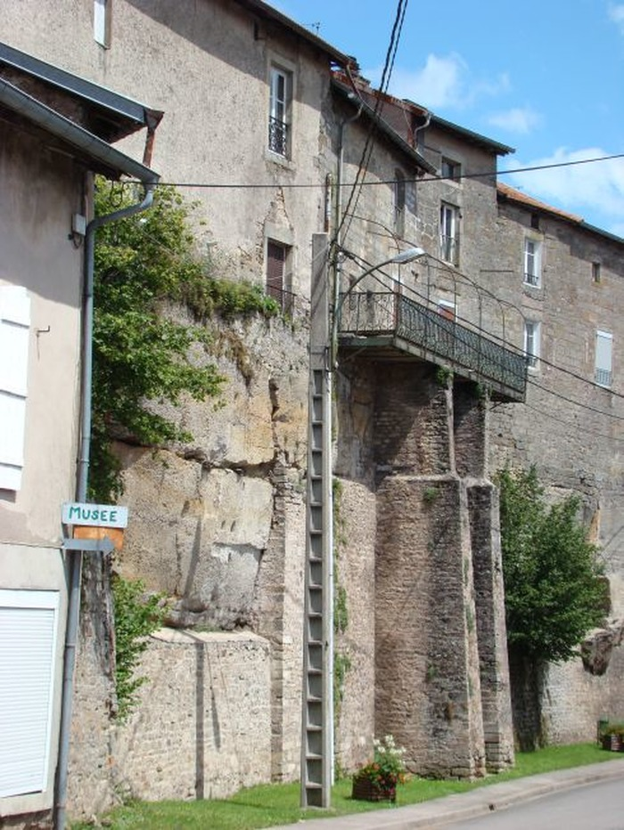 Journées du patrimoine 2018 - Visite de Monthureux-sur-Saône