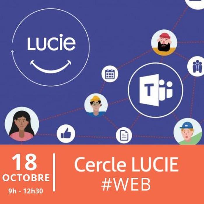 Cercle LUCIE Web