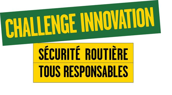 Challenge innovation sécurité routière 2020