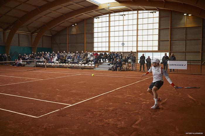 Championnat de France de Tennis Interclub Séniors - PRO A
