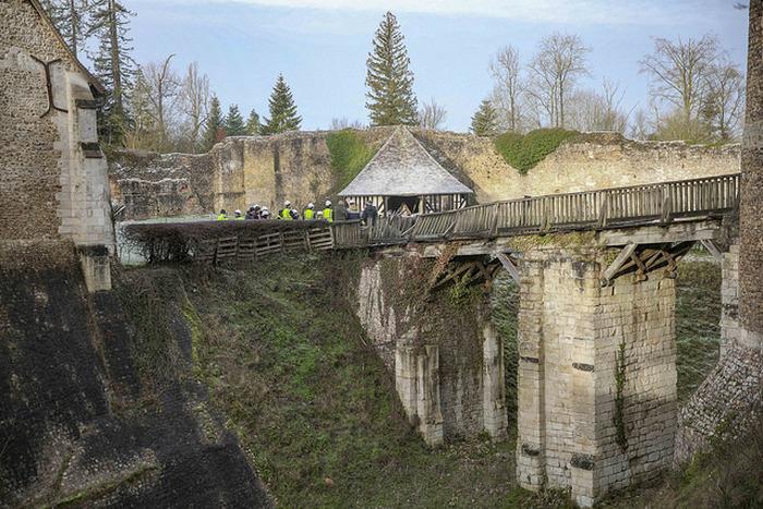 Journées du patrimoine 2018 - Visite libre du Chantier Chapentiers sans frontières