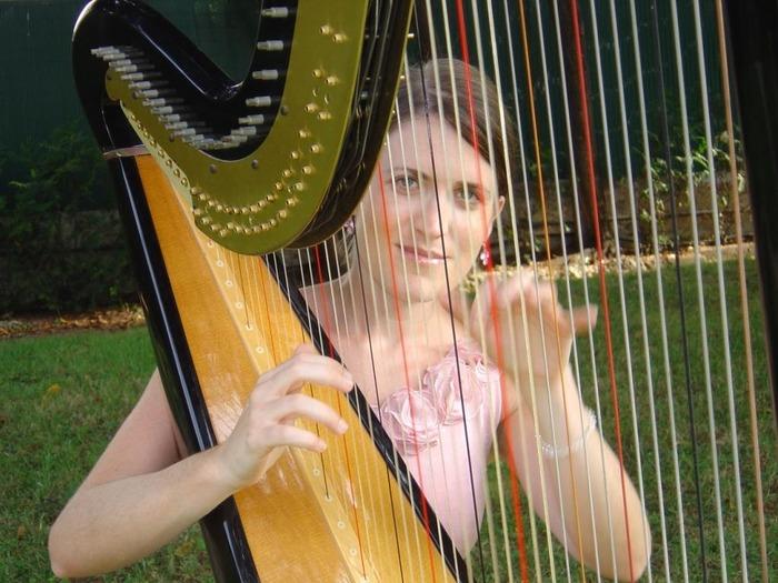 Journées du patrimoine 2018 - Chants et enchantements de la harpe