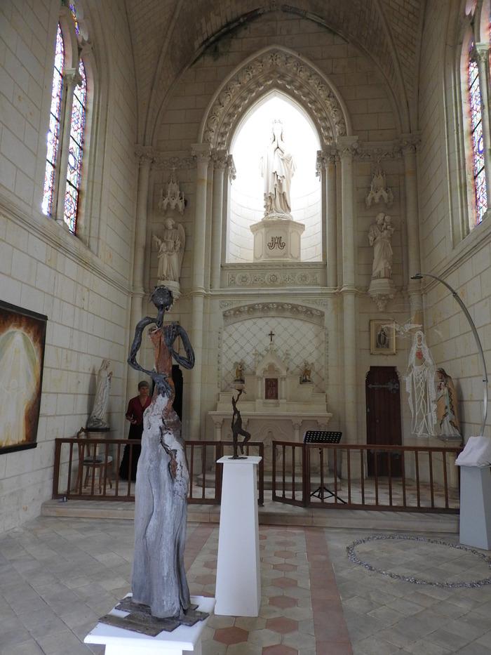Journées du patrimoine 2017 - Chapelle Anne de Melun