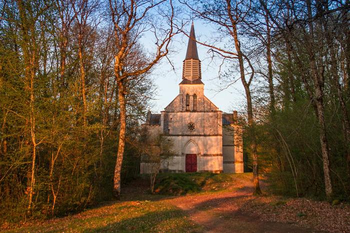 Journées du patrimoine 2017 - Visite de la chapelle d'Avigny et exposition