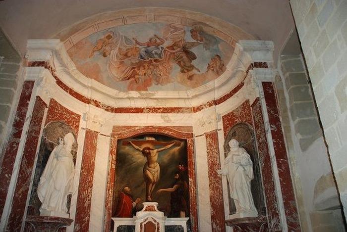 Journées du patrimoine 2017 - Visite de la Chapelle de Besplas et concert