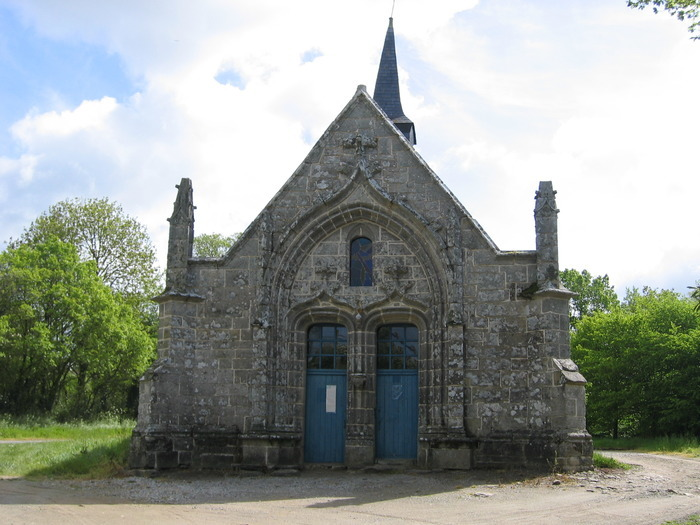 Journées du patrimoine 2017 - Chapelle de Brouël Notre Dame de Mille Secours