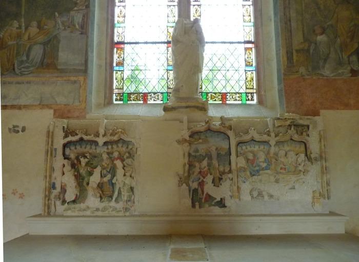 Journées du patrimoine 2018 - Visite de la chapelle de Lenoux