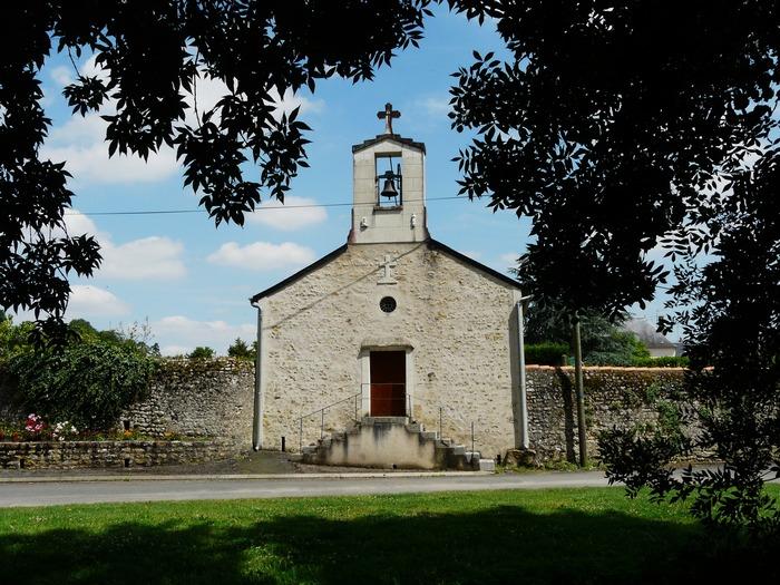 Journées du patrimoine 2018 - Visite libre de la Chapelle de Maranzais