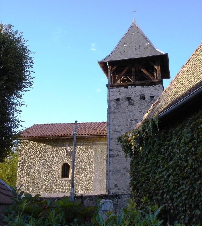 Journées du patrimoine 2018 - Chapelle de Saint-Nizier-d'Uriage.