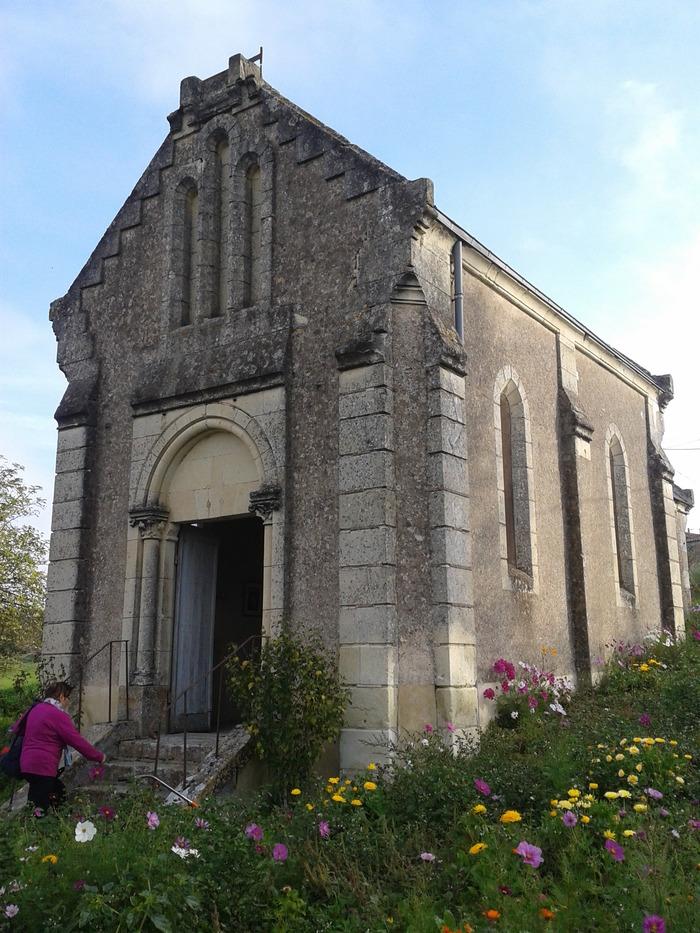 Journées du patrimoine 2018 - Visite guidée de la chapelle de Sainte-Radegonde de Prailles
