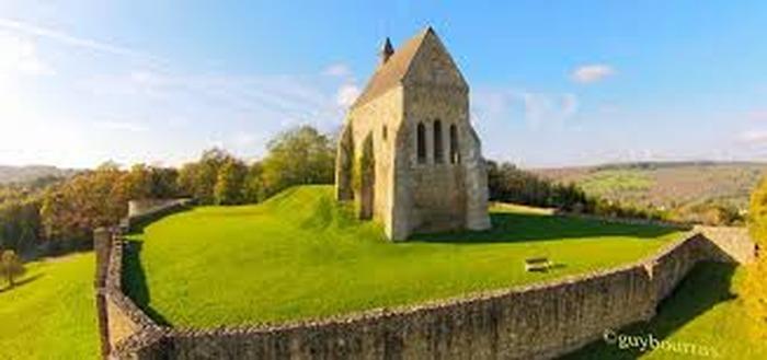 Journées du patrimoine 2017 - Chapelle de Vauguillain