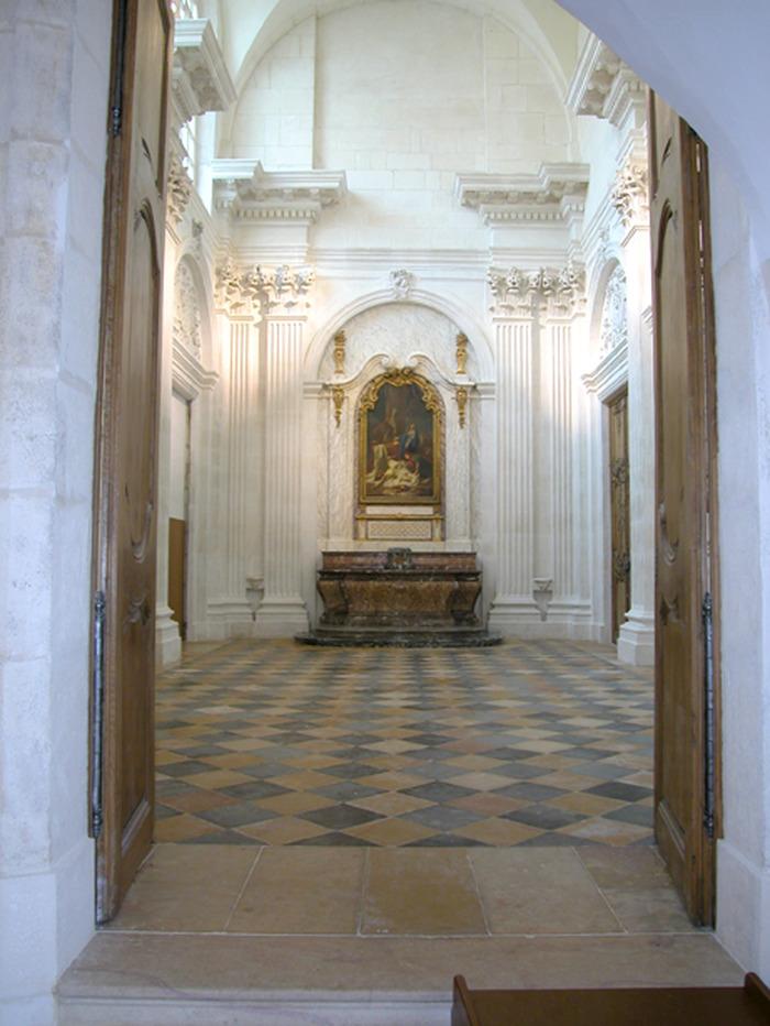 Journées du patrimoine 2017 - Chapelle des Elus à Dijon