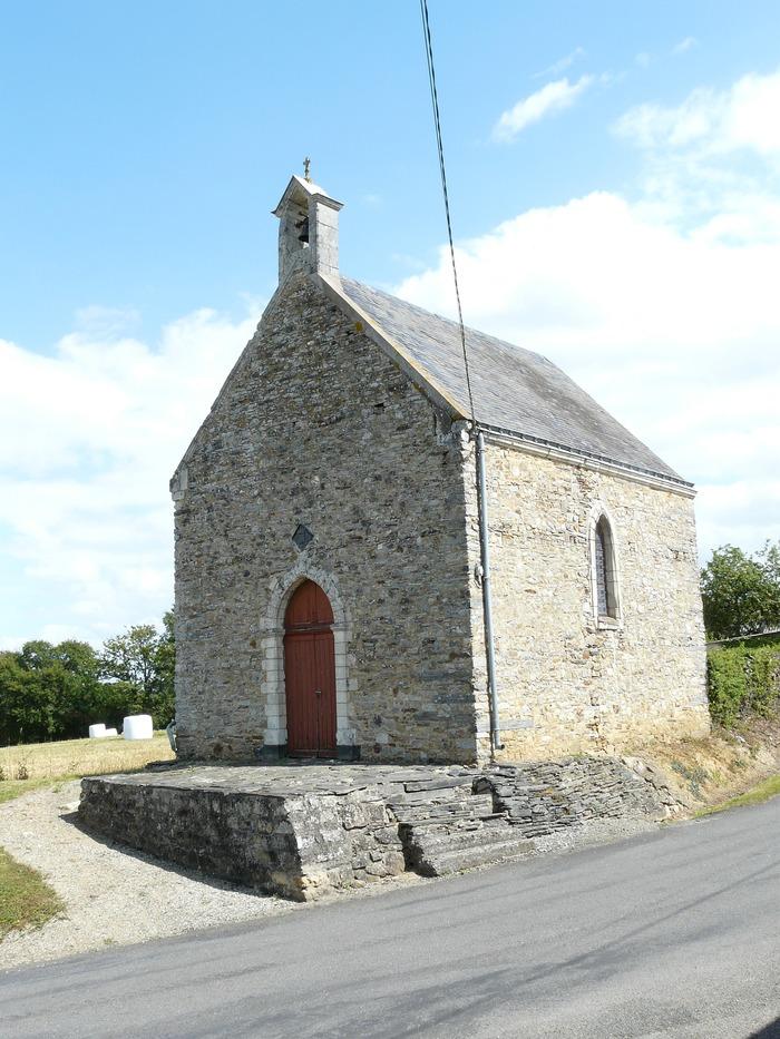 Journées du patrimoine 2017 - Chapelle des Landelles