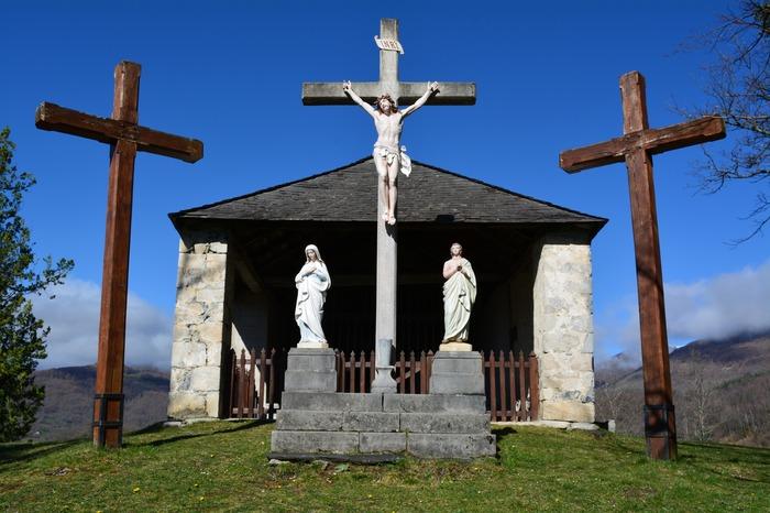 Journées du patrimoine 2017 - Visite guidée de la chapelle du calvaire