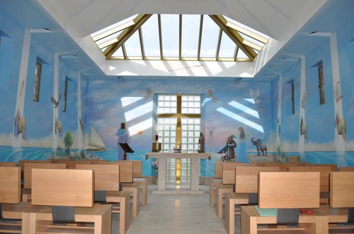 Journées du patrimoine 2018 - Chapelle Saint-Antoine de Padoue du Château de Sept-Saulx
