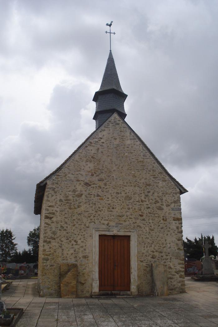 Journées du patrimoine 2018 - Chapelle du cimetière