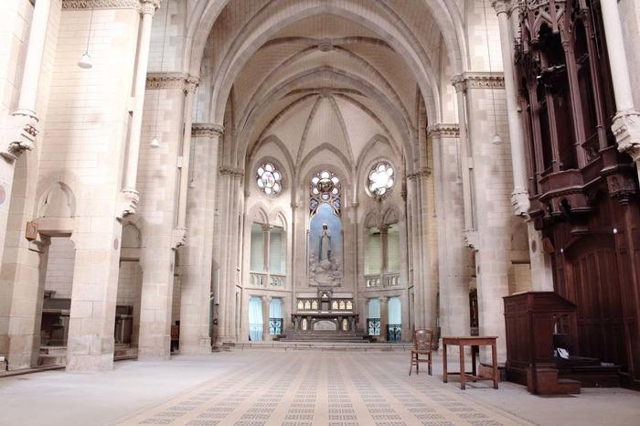 Journées du patrimoine 2017 - Chapelle du Grand Séminaire