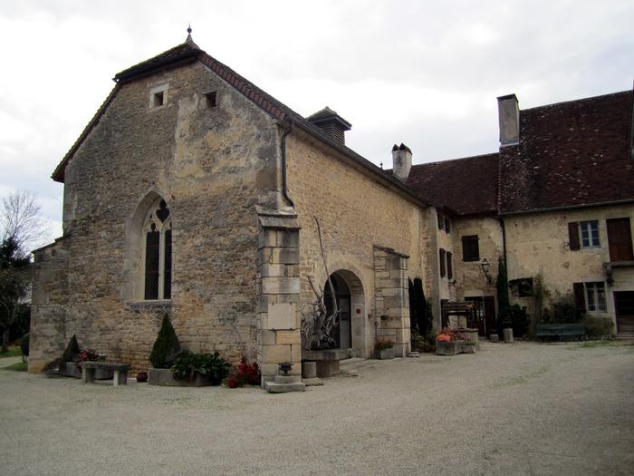 Journées du patrimoine 2017 - Visite guidée de la chapelle du prieuré Saint-Christophe