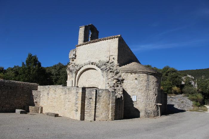 Journées du patrimoine 2017 - Chapelle du Prieuré