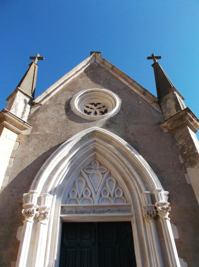 Journées du patrimoine 2018 - Chapelle Notre Dame de Bonne Espérance