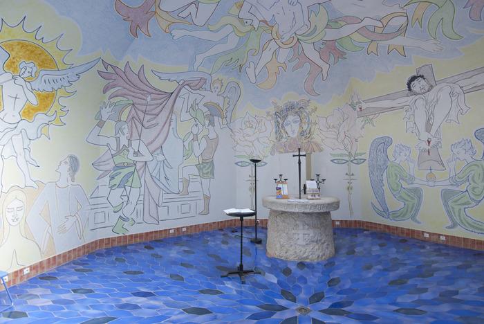 Journées du patrimoine 2018 - Chapelle Notre-Dame-de-Jérusalem, dite Chapelle Cocteau