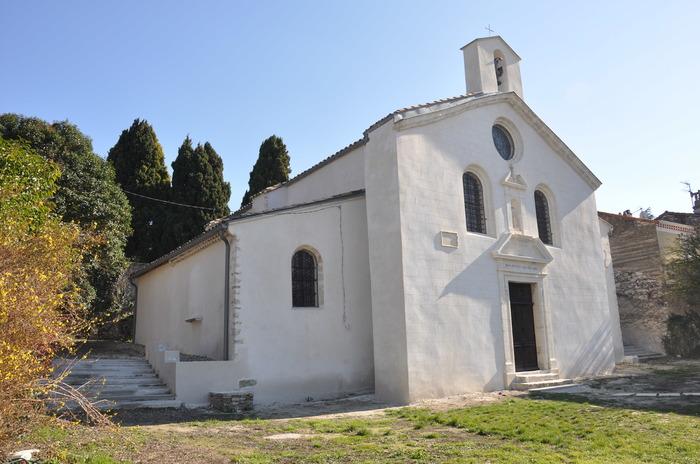 Journées du patrimoine 2017 - Chapelle Notre-Dame de la Rose   XIIe - XVIIe siècle