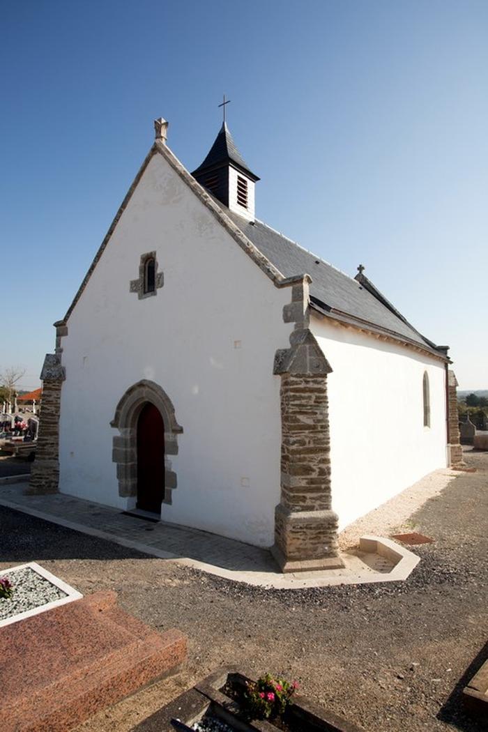 Journées du patrimoine 2019 - Chapelle Notre-Dame-de-Pitié