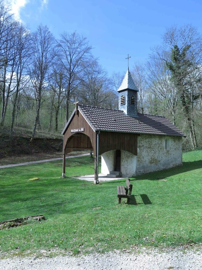 Journées du patrimoine 2018 - Chapelle Notre-Dame-du-Val