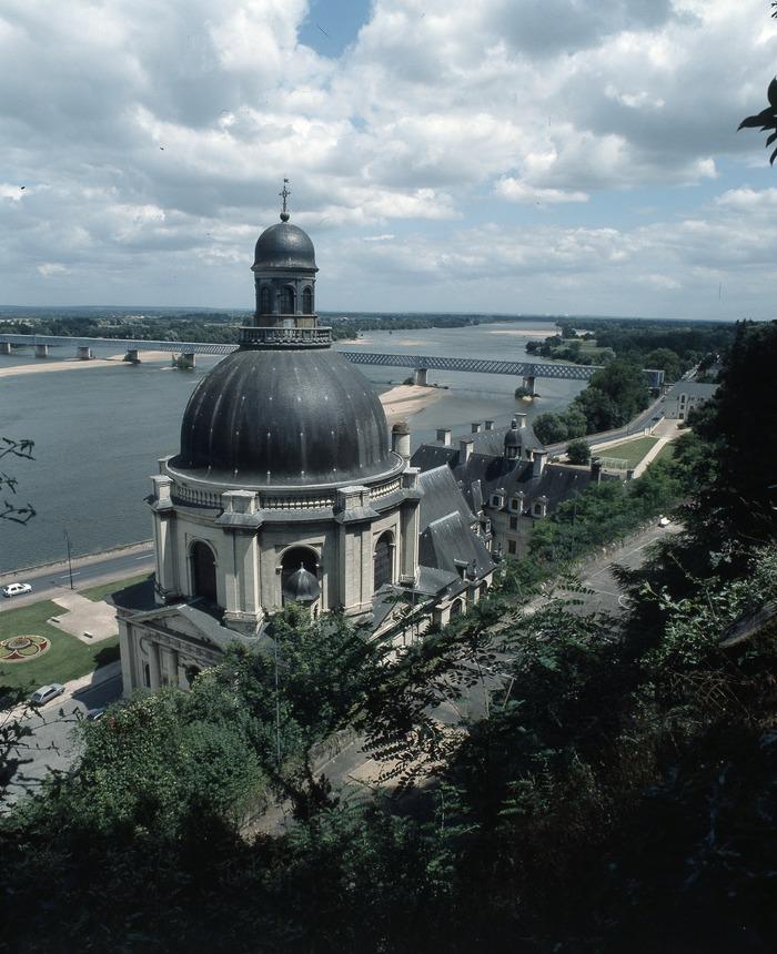 Journées du patrimoine 2018 - Chapelle royale Notre-Dame des Ardilliers, XVIIe siècle