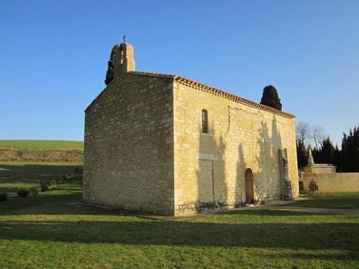Journées du patrimoine 2017 - Chapelle Saint-Christol