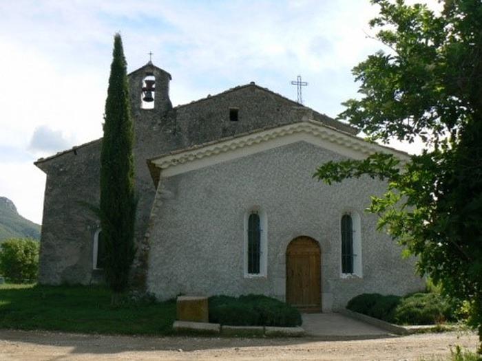 Journées du patrimoine 2018 - Chapelle Saint Domnin