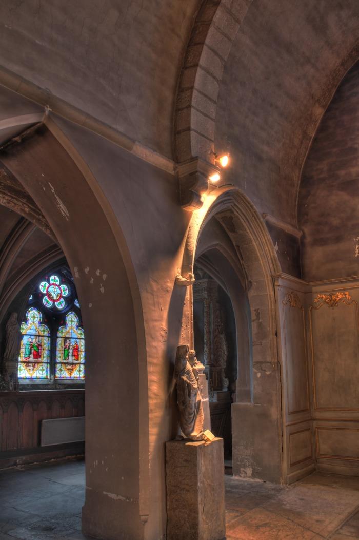 Journées du patrimoine 2017 - Chapelle Saint-Esprit