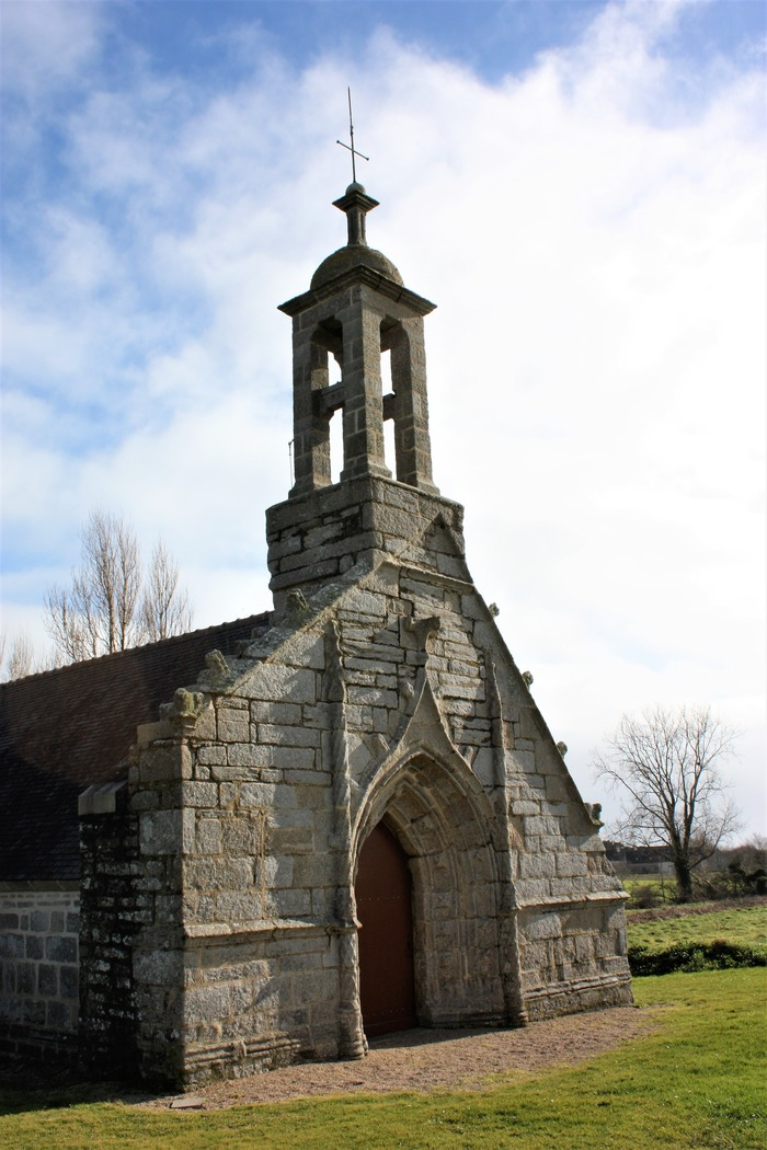 Journées du patrimoine 2017 - Chapelle Saint Fiacre (Treffiagat)