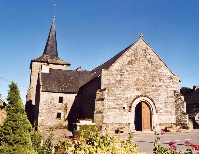 Journées du patrimoine 2017 - Chapelle Saint-Gobrien à Saint-Servant sur Oust