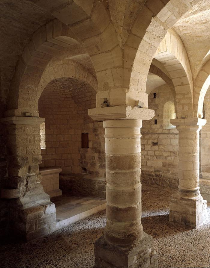 Crédits image : Chapelle Saint Jean-Baptiste, copyright Ville d'Argenteuil